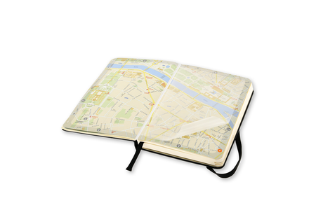 Cartoleria Taccuino City Notebook Moleskine Paris Moleskine 1