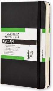 Cartoleria Taccuino Moleskine City Notebook Wien Moleskine 0