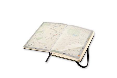Cartoleria Taccuino Moleskine City Notebook Wien Moleskine 4