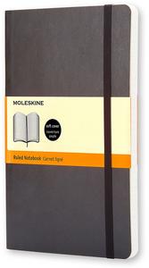 Cartoleria Taccuino Moleskine pocket a righe copertina morbida Moleskine 0