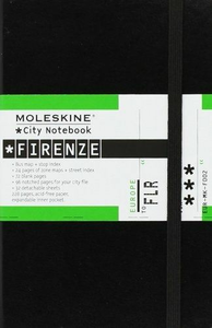 Cartoleria Taccuino Moleskine City Notebook Firenze Moleskine 0