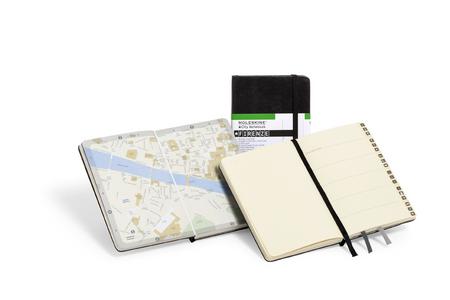 Cartoleria Taccuino Moleskine City Notebook Firenze Moleskine 1
