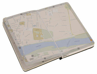 Cartoleria Taccuino Moleskine City Notebook Firenze Moleskine 2
