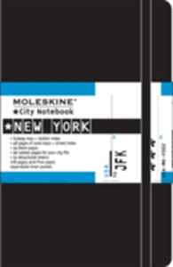 Cartoleria Taccuino City Notebook Moleskine New York Moleskine 0