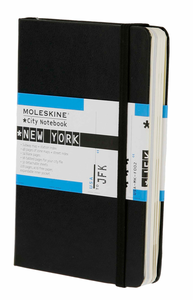 Cartoleria Taccuino City Notebook Moleskine New York Moleskine 4
