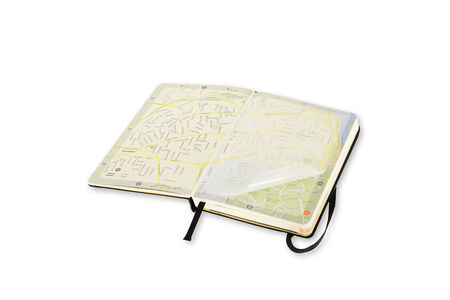 Cartoleria Taccuino Moleskine City Notebook Washington Moleskine 4