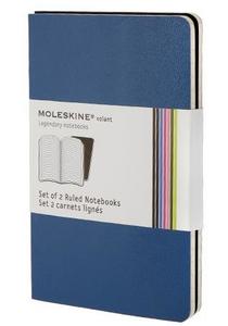 Cartoleria Quaderno Volant Moleskine pocket a righe. Set da 2 Moleskine 0