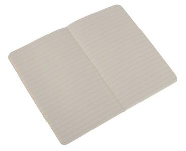 Cartoleria Quaderno Volant Moleskine pocket a righe. Set da 2 Moleskine 3