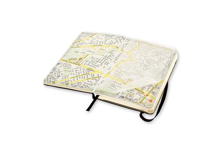 Cartoleria Taccuino Moleskine City Notebook Athina Moleskine 1