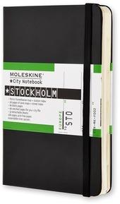 Moleskine City Notebook Stockholm