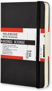 Taccuino City Notebook Moleskine Hong Kong