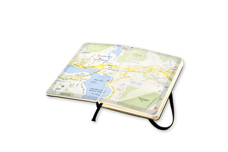 Taccuino City Notebook Moleskine Hong Kong - 2