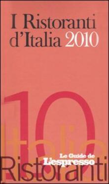 I ristoranti dItalia 2010.pdf