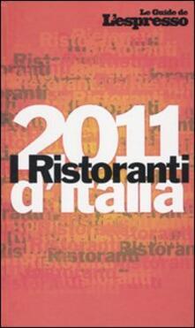 Squillogame.it I ristoranti d'Italia 2011 Image