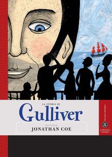 Vitalitart.it La storia di Gulliver raccontata da Jonathan Coe Image
