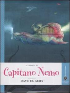 La storia di Capitano Nemo raccontata da Dave Eggers