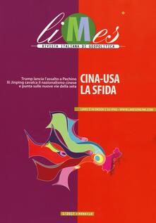Warholgenova.it Limes. Rivista italiana di geopolitica (2017). Vol. 1: Cina-USA. La sfida. Image