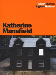 Feuille d'Album-Miss Brill-Mr and Mrs Dove, Il signore e la signora Colombo-Marriage à la mode, Matrimonio à la mode-The doll's house, La casa delle bambole - Katherine Mansfield - copertina