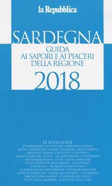 Filippodegasperi.it Sardegna. Guida ai sapori e ai piaceri della regione 2017-2018 Image