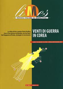 Daddyswing.es Limes. Rivista italiana di geopolitica (2017). Vol. 9: Venti di guerra in Corea. Image