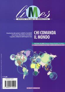 Limes. Rivista italiana di geopolitica (2017). Vol. 2: Chi comanda il mondo..pdf