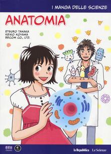 Amatigota.it Anatomia. I manga delle scienze. Vol. 12 Image