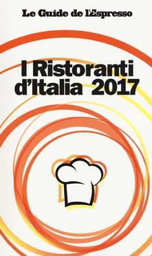 Equilibrifestival.it I ristoranti d'Italia 2017 Image