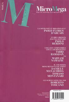 Listadelpopolo.it Micromega. Vol. 5: Per una sinistra illuminista. Image