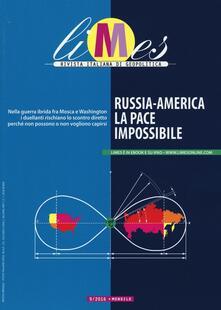 Vitalitart.it Limes. Rivista italiana di geopolitica (2016). Vol. 9: Russia-America, la pace impossibile. Image