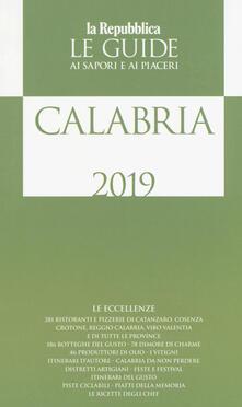 Lpgcsostenible.es Calabria. Guida ai sapori e ai piaceri della regione 2019 Image