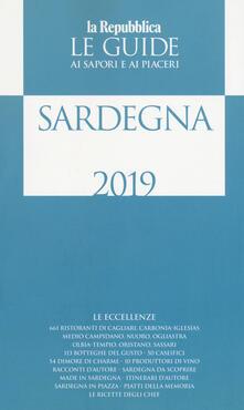 Capturtokyoedition.it Sardegna. Guida ai sapori e ai piaceri della regione 2018-2019 Image