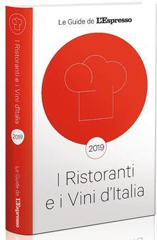 I ristoranti e i vini d'Italia 2019 - copertina