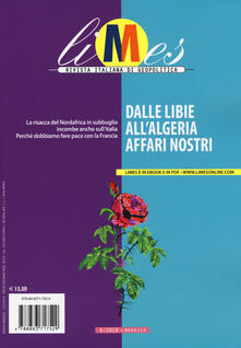 Nordestcaffeisola.it Limes. Rivista italiana di geopolitica (2019). Vol. 6: Dalle Libie all'Algeria, affari nostri. Image