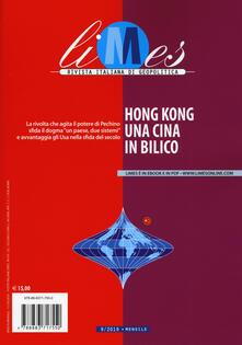 Limes. Rivista italiana di geopolitica (2019). Vol. 9: Hong Kong, una Cina in bilico..pdf