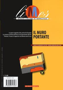 Voluntariadobaleares2014.es Limes. Rivista italiana di geopolitica (2019). Vol. 10: muro portante, Il. Image