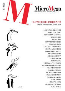 Micromega (2019). Vol. 3: Paese dell'impunità. Mafia, corruzione e non solo, Il. - copertina