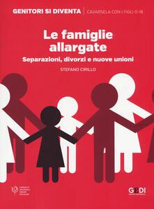Osteriacasadimare.it Le famiglie allargate. Separazioni, divorzi e nuove unioni Image