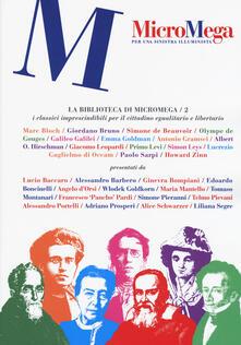 Listadelpopolo.it Micromega (2018). Vol. 2: biblioteca di Micromega, La. Image
