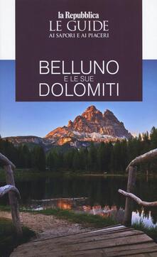 Tegliowinterrun.it Belluno e le sue Dolomiti. Le guide ai sapori e ai piaceri Image