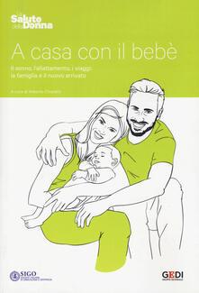 Voluntariadobaleares2014.es A casa con il bebé. Il sonno, l'allattamento, i viaggi: la famiglia e il nuovo arrivato Image