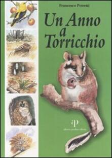 Un anno a Torricchio - Francesco Petretti - copertina