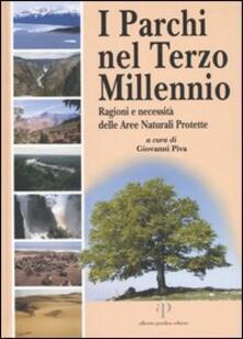 Promoartpalermo.it I parchi nel terzo millennio. Ragioni e necessità delle aree naturali protette Image