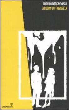 Album di famiglia - Gianni Materazzo - copertina