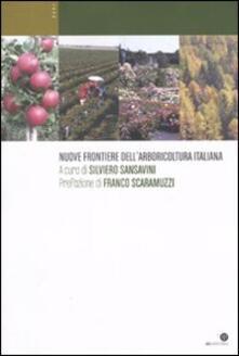 Nuove frontiere dell'arboricoltura italiana - copertina