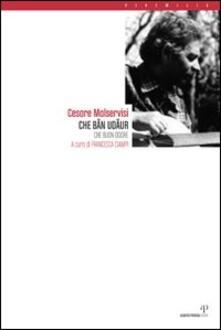 Promoartpalermo.it Che ban udaur (che buon odore). Con 3 CD Audio Image