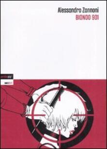 Biondo 901 - Alessandro Zannoni - copertina