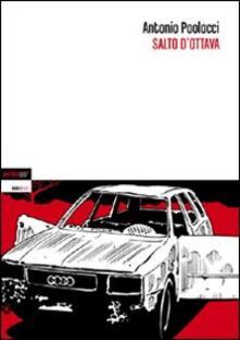 Salto d'ottava - Antonio Paolacci - copertina