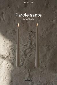 Parole sante - Eva Clesis - copertina