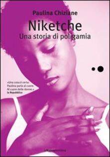 Niketche, una storia di poligamia - Paulina Chiziane - copertina