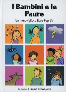 I bambini e le paure - Emma Brownjohn - copertina